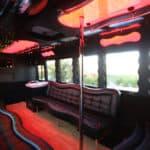 20 passenger party bus interior 1 150x150