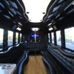 20 passenger party bus interior 2 150x150