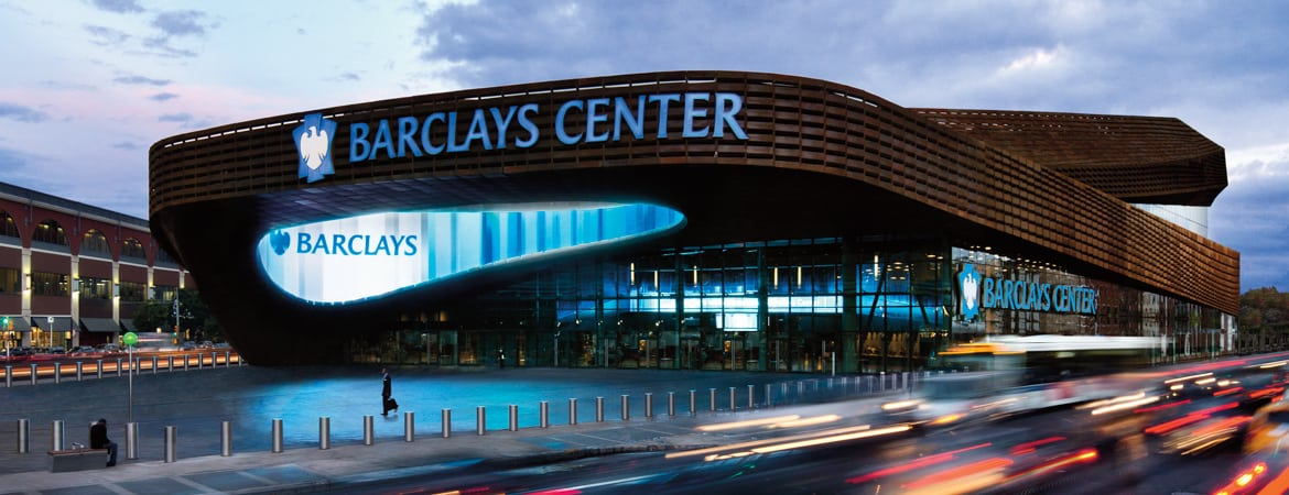 Executive Limousine Barclays Center Blog Image
