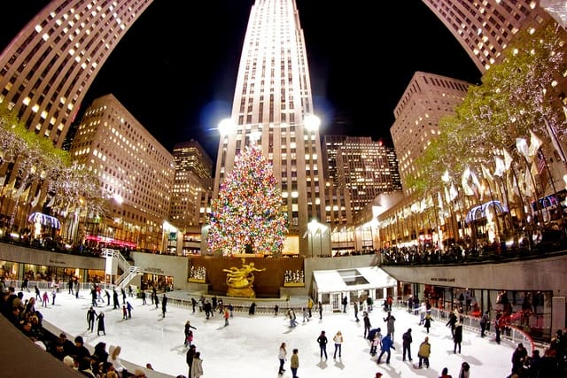 Holiday Lights Tours NYC