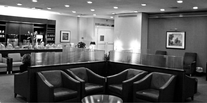 JFK First Lounge
