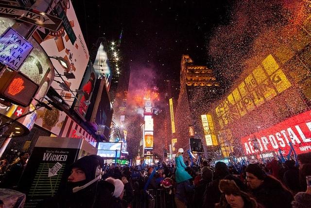 New York New Year 1
