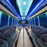 46 passenger bus interior 1