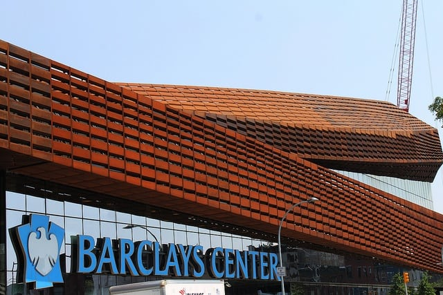 barclays parking