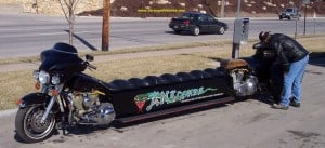 motorcycle limo
